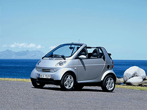 ForTwo 1 & 2 Cabriolet