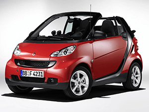 ForTwo 3 Cabriolet